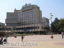 Област Добрич DOB, регион BG33